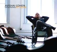 Avishai Cohen (Bass) (geb. 1970): At Home, CD