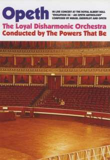 Opeth: In Live Concert At The Royal Albert Hall 5.4.2010, 2 DVDs