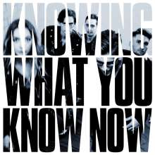 Marmozets: Knowing What You Know Now, CD