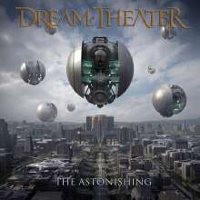 Dream Theater: The Astonishing (180g), 4 LPs