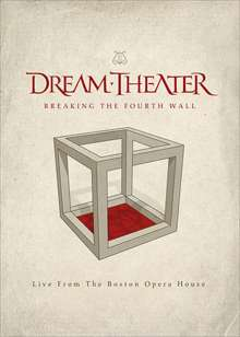 Dream Theater: Breaking The Fourth Wall: Live From The Boston Opera House, Blu-ray Disc