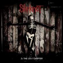 Slipknot: .5: The Gray Chapter, CD