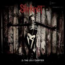 Slipknot: .5: The Gray Chapter (Deluxe-Edition), 2 CDs