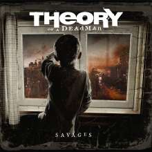 Theory Of A Deadman: Savages, CD