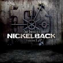 Nickelback: The Best Of Nickelback Volume 1, CD
