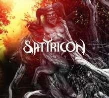 Satyricon: Satyricon (Deluxe-Edition), CD