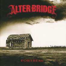 Alter Bridge: Fortress, CD