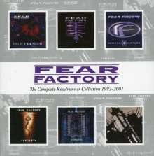 Fear Factory: The Complete Roadrunner Collection 1992 - 2001, 6 CDs