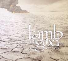 Lamb Of God: Resolution, CD