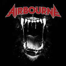 Airbourne: Black Dog Barking, CD