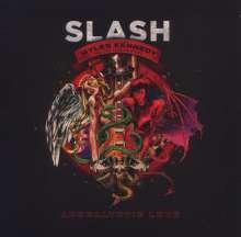 Slash: Apocalyptic Love, CD
