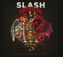 Slash: Apocalyptic Love (Deluxe-Edition), 1 CD und 1 DVD