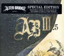Alter Bridge: AB III.5 (Deluxe Edition) (Special-Edition), CD