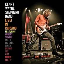 Kenny Wayne Shepherd: Live! In Chicago, CD