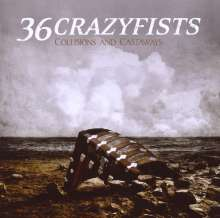 36 Crazyfists: Collisions And Castaways, CD