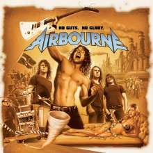 Airbourne: No Guts. No Glory, CD