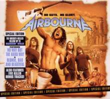 Airbourne: No Guts. No Glory (Limited Special Edition), CD