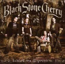 Black Stone Cherry: Folklore And Superstition, CD