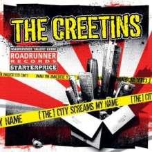 Creetins: (The) City Screams My Name, CD