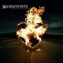 36 Crazyfists: Rest Inside The Flames, CD