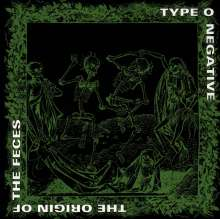 Type O Negative: The Origin Of The Feces, CD