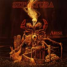 Sepultura: Arise, CD