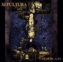 Sepultura: Chaos A.D. (Deluxe-Edition), CD