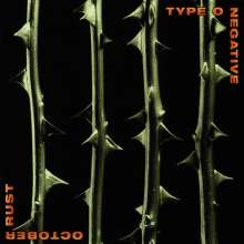 Type O Negative: October Rust, CD