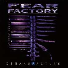 Fear Factory: Demanufacture, CD