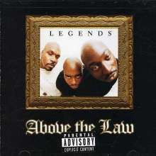 Above The Law: Legends, CD