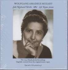 Wolfgang Amadeus Mozart (1756-1791): Klaviersonaten Nr.1-14,16-18, 5 CDs