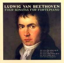 Ludwig van Beethoven (1770-1827): Klaviersonaten Nr.12-14,23, CD