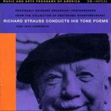 Richard Strauss (1864-1949): Strauss dirigiert Strauss, 2 CDs