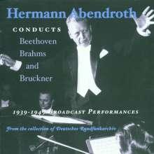 Hermann Abendroth - Broadcast Performances 1939-1949, 2 CDs