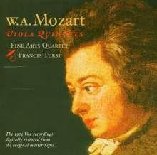 Wolfgang Amadeus Mozart (1756-1791): Streichquintette Nr.1-6, 2 CDs