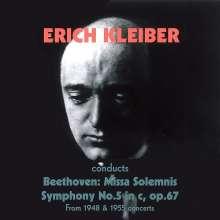 Ludwig van Beethoven (1770-1827): Symphonie Nr.5, 2 CDs
