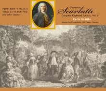 Domenico Scarlatti (1685-1757): Klaviersonaten Vol.6, 7 CDs