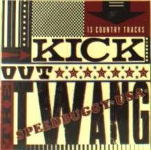 Speedbuggy USA: Kick Out The Twang, CD