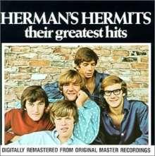 Herman's Hermits: Their Greatest Hits (180g) (Clear Vinyl), LP