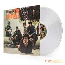 The Animals: The Best Of The Animals (180g) (Clear Vinyl), LP