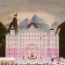 Filmmusik: The Grand Budapest Hotel (Original Soundtrack), CD