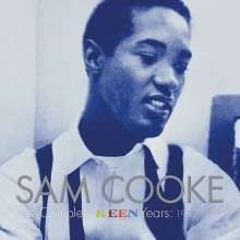 Sam Cooke: The Complete Keen Years 1957 - 1960 (Limited Edition), 5 CDs