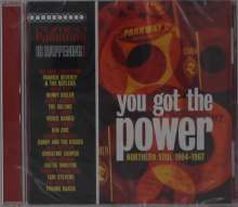 You Got The Power: Northern Soul 1964 - 1967, CD