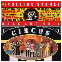 The Rolling Stones Rock And Roll Circus (remastered) (180g) (Expanded-Edition)