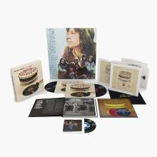 The Rolling Stones: Let It Bleed - 50th Anniversary (180g) (Limited Deluxe Box), 5 LPs