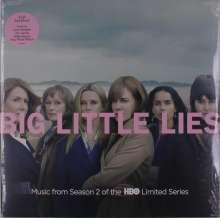 Filmmusik: Big Little Lies (Limited Edition), 2 LPs