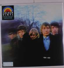 The Rolling Stones: Between The Buttons (Limited Edition) (Turquoise Vinyl), LP
