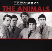 The Animals: The Very Best Of The Animals, CD
