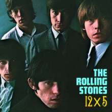 The Rolling Stones: 12 X 5, LP