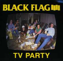 "Black Flag: TV Party, Single 7"""